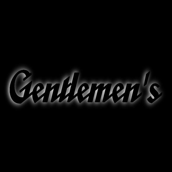 Gentlemen's Wear - Pristine Condition